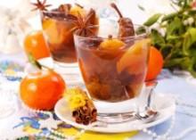 Κομπόστα με ξερά φρούτα