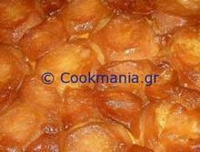 Tarte tatin, η αναποδογυριστή μηλόπιτα