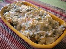 Σαλατα ολιβιε (ρωσικη σαλατα)
