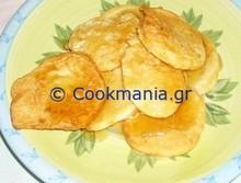 Pancakes με κονιάκ