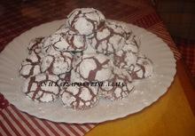Ραγισμένα μπισκότα σοκολάτας!!!