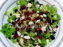 Σαλάτες γιορτινές με αντιοξειδωτικά