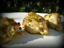 ρολάκια κοτόπουλου με φέτα και πέστο βασιλικού