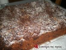 Κέικ γεμιστό της ντίνας νικολάου