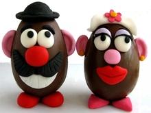 Σοκολατενια αυγα που θα ξετρελανουν τα πιτσιρικια!