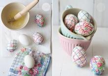 Φτιάξτε τα πιο εύκολα και εντυπωσιακά πασχαλινά αυγά!