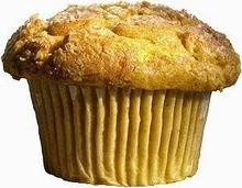 Muffins με goji berry