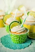 Margarita cupcakes και βίντεο στο missbloom με nutella cupcakes!