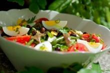 Σαλάτα νισουάζ - nicoise salad