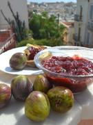 Μαρμελάδα σύκο με κόκκινοκρασί