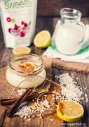 Ρυζόγαλο με γάλα καρύδας χωρίς ζάχαρη, με sweete stevia και tips για ζαχαροπλαστική με τη στέβια