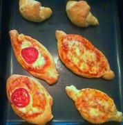 Ζύμη για αφράτα πεινιρλί και κρουασανάκια fluffy greek peinirli -boat shape pizza or easy croissants