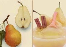 Εύκολη μαρμελάδα - σως αχλάδι με βούτυρο