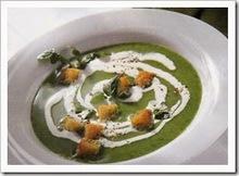 Σούπα με αρωματικά