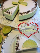 Cheesecake lime