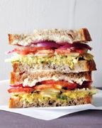 Τρία μοναδικά σάντουιτς από την martha stewart!