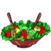 Βιδες με γαριδες, κοτοπουλο, μανταρινι και χορταρικα