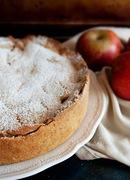 Κλειστή μηλόπιτα με amaretti - apple pie with amaretti
