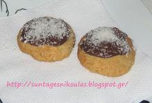 Cookies με βρωμη και μελι