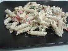 Lixoudis.gr//σαλατα ζυμαρικων με πενες
