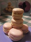 Macaron rose...σε 8 βήματα!