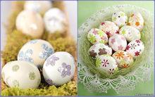 Πασχαλινες κατασκευες & στολισμα αυγων!