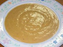 Χορτόσουπα κρέμα βελουτέ