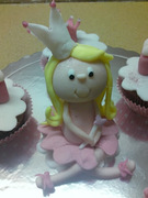 Princess fairytale....cupcakes