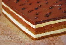 Τουρτα opera'  ♦♦  torta opera'