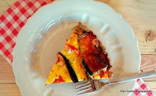 Πανεύκολη τάρτα μελιτζάνας- easy eggplant tart
