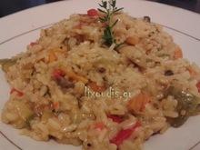 Lixoudis.gr//ρυζι με λαχανικα