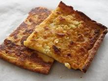 Ζυμαρόπιτα ή αλευρόπιτα - ηπειρώτικη πίτα με χυλό