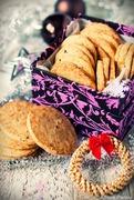 Αλμυρά μπισκότα ως χειροποίητο δώρο και μια γεύση από giant cupcakes και μπισκότα με έμπνευση από τις λάμπες proton!