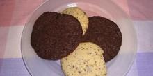 Σπιτικά μπισκότα (cookies) σοκολάτας