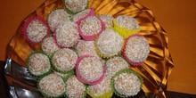 Σπιτικά τρουφάκια με ινδοκάρυδο