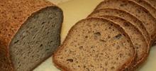Ψωμί από φαγόπυρο με διάφορα αλεύρια