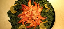 Ψάρι αστακός νηστίσιμος μαγιάτικος παραδοσιακός