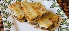 Κιμαδόπιτα με κρέμα γάλακτος και κρεμμύδια χωρίς τυρί του δημήτρη