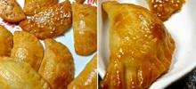 Γλυκά τυροπιτάκια με ξινομυζήθρα διαφορετικά