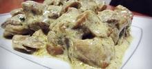 Κρέας με γιαούρτι βεροιώτικο ή ξεστημένο