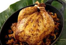 Γεμιστό κοτόπουλο από τη ζάκυνθο