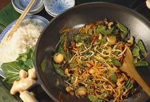 Λαχανικά stir fry