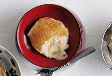 Αλλιώτικο κέικ με κρέμα πορτοκαλιού