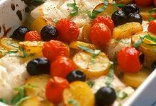 Ψάρι μεσογειακό