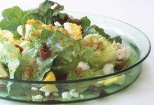 Σαλάτα με ζεστή βινεγκρέτ