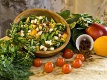Πανδαισία λαχανικών και φρούτων