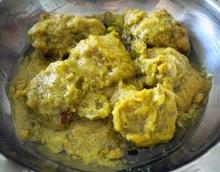 Αρνι gulai (gulai kambing)