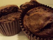 Μάφινς με σταγόνες σοκολάτας