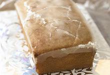 Κέικ γλασαρισμένο με λεμόνι