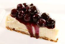 Cheesecake με βύσσινο